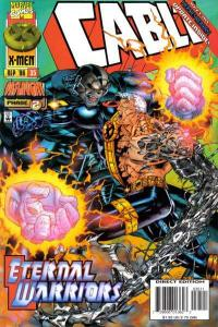 Cable (1993 series) #35, NM (Stock photo)