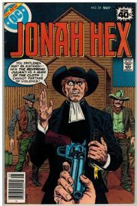 JONAH HEX 24 VG-F May 1979