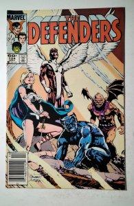 The Defenders #124 (1983) Marvel Comic Book J757