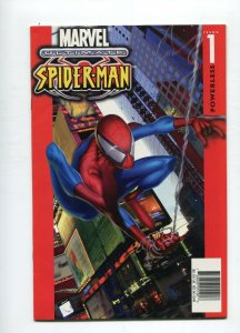 Ultimate Spider-Man 1 Checkers Version VF+
