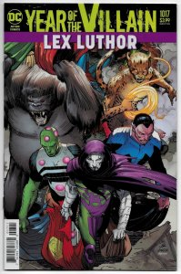 Action Comics #1017 Acetate Cvr (DC, 2020) NM