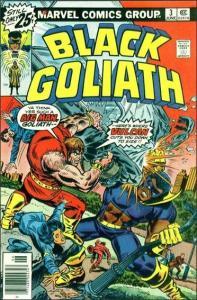 Marvel BLACK GOLIATH #3 VF-