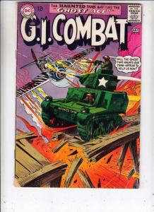 G.I. Combat #112 (Jul-65) VG Affordable-Grade The Haunted Tank