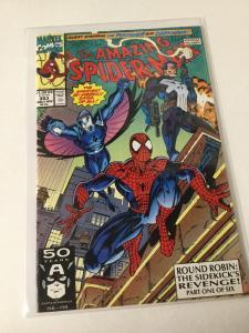 The Amazing Spider-Man 353 Nm Near Mint Marvel