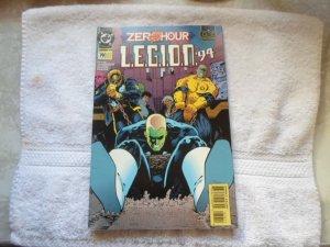1994 DC COMICS HIGH GRADE LEGION # 70