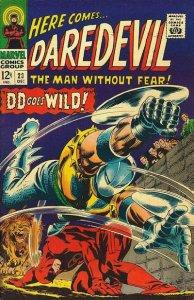 Daredevil #23 (ungraded) stock photo ID# B-10