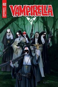 Vampirella #2 Cvr D Gunduz (Dynamite, 2019) NM
