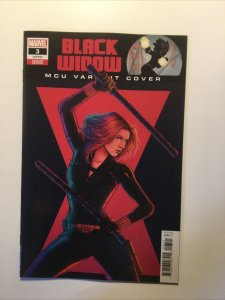 Black Widow Mcu Variant Cover 3 Lgy 43 Near Mint Nm Marvel
