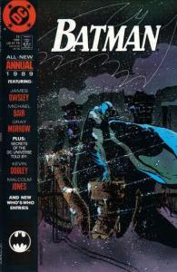 Batman (1940 series) Annual #13, VF (Stock photo)