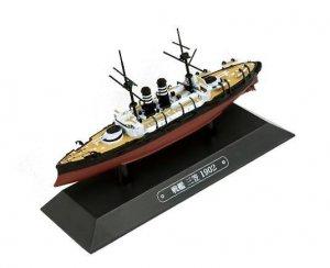 EAGLEMOSS Barcos de Guerra 03: MIKASA 1902 (Escala 1:1100)