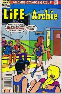 Life with Archie #231 ORIGINAL Vintage 1982 Comics GGA Good Girl Art