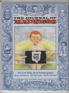 JOURNAL OF MADNESS #11 VF- A05316