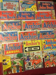 Archie and Pep Comic Lot 47 Comics All in Fantastic Shape