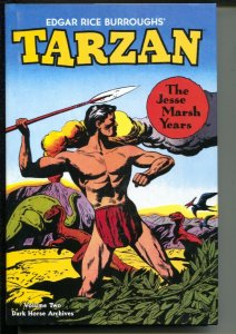 Tarzan: The Jesse Marsh Years-Gaylord DuBois-Vol 2-2009-HC-VG/FN