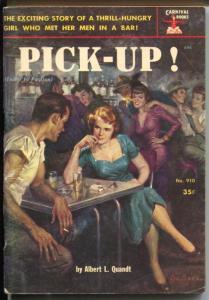 Carnival Books #910-1952-Hanro Pick-Up-de Soto-A.L. Quandt-FN