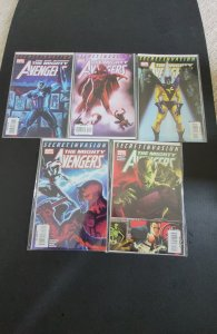 The Mighty Avengers-Secret Invasion
