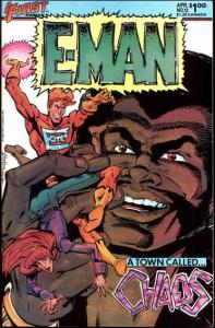 First E-MAN (1983 Series) #13 VG