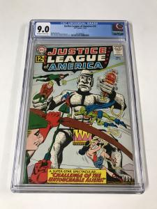 Justice League (1st Series) #15 CGC 9.0