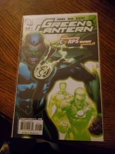 Green Lantern #22 (2007)
