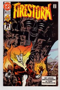 Fury of Firestorm #95 (2nd Series, 1982)   8.0 VF