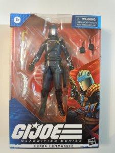 GI JOE Classified Collection Cobra Commander 6 Inch Action Figure