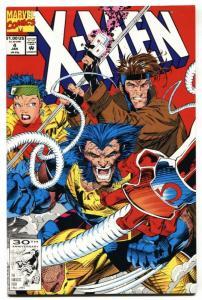 X-Men #4 1991- 1st Omega Red - Marvel NM-