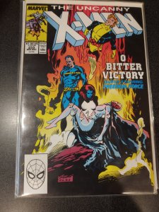 ​Uncanny X-Men (1981 series) #255 vf/nm