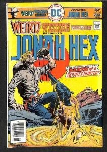 Weird Western Tales #34 (1976)