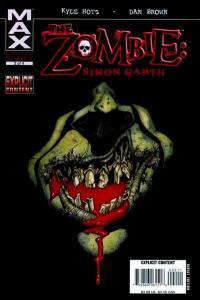 Zombie: Simon Garth #2, NM (Stock photo)