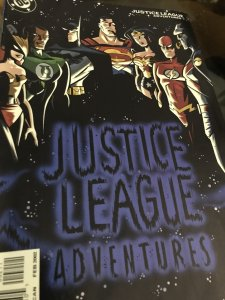 DC Justice League Adventures #2 Mint Hot