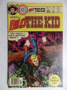 Billy the Kid #124 (1978)