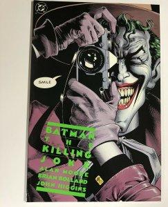 BATMAN KILLING JOKE -1st Print All time classic, ultimate home invasion VF-NM
