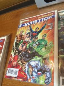 Justice League of America 1 2 3 New 52 Nm Near Mint 9.4 See Picture