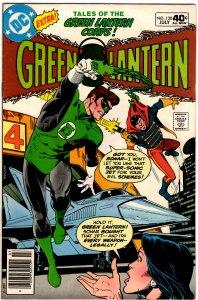 Green Lantern #130 (1960 v2) Brian Bolland Carol Ferris VF-