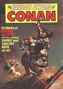 Savage Sword of Conan (Marvel UK, 2nd Series) #1 VF; Marvel UK | save on shippin