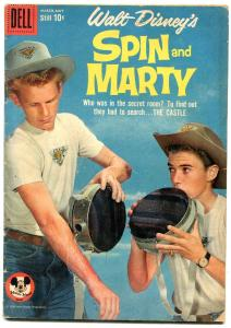 Walt Disney's Spin and Marty #9 1959- Dell Photo cover VG