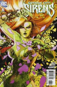 Gotham City Sirens #6 FN; DC | save on shipping - details inside