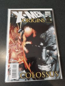 ​X-MEN ORIGINS #1 COLOSSUS NM ONE SHOT HARD TO FIND