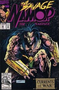 Marvel NAMOR, THE SUB-MARINER #34 VF/NM