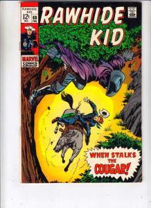 Rawhide Kid #68 (Feb-69) VG/FN+ Mid-Grade Rawhide Kid