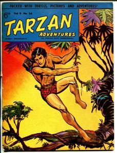 Tarzan Vol. 9 #26-Edgar Rice Burroughs-John Celardo-VG/FN