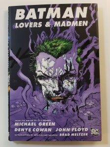 BATMAN LOVERS AND MADMEN HARD COVER GRAPHIC NOVEL FIRST PRINT NM
