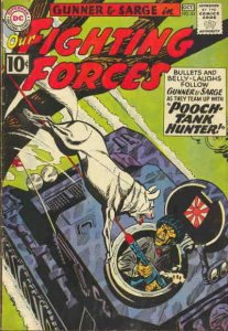 Our Fighting Forces #63 GD; DC | low grade comic - save on shipping - details in