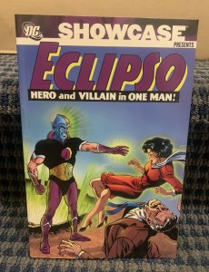 DC Comics Showcase Presents:ECLIPSO Hero/Villain In One Man, Trade Paperback D5