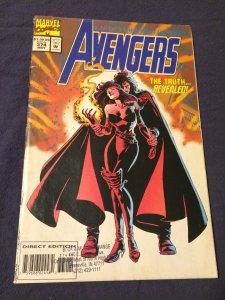 Avengers #374 Marvel Comics (1994) FN The Truth Revealed