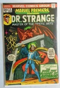 Marvel Premiere #8, 4.0 (1973)