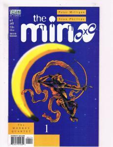 The Minx # 4 VF/NM Vertigo Comic Books Peter Milligan Sean Phillips Preacher SW8