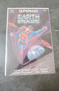 Superman: The Earth Stealers #1 (1988)