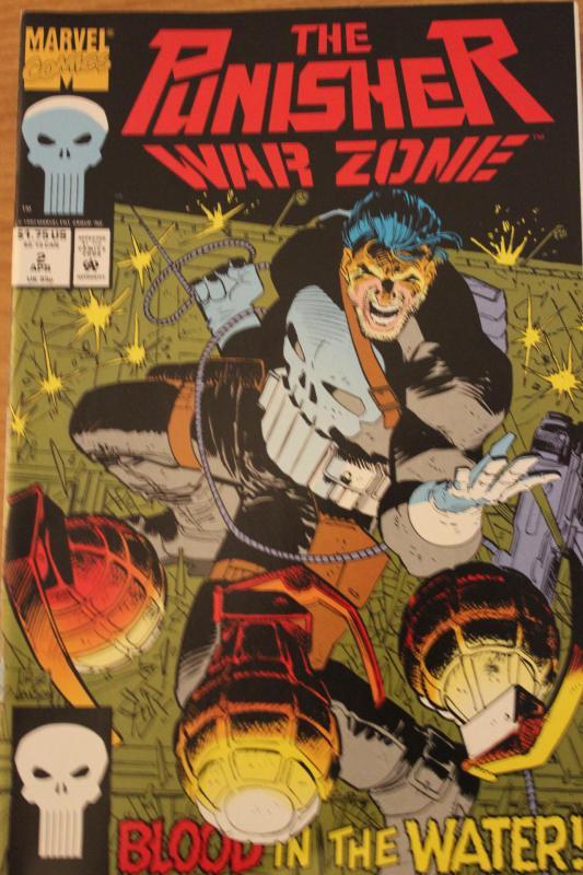 The Punisher War Zone 2 NM