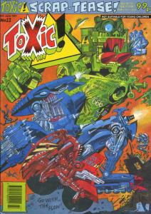 Toxic! (Apocalypse) #11 FN; Apocalypse | save on shipping - details inside